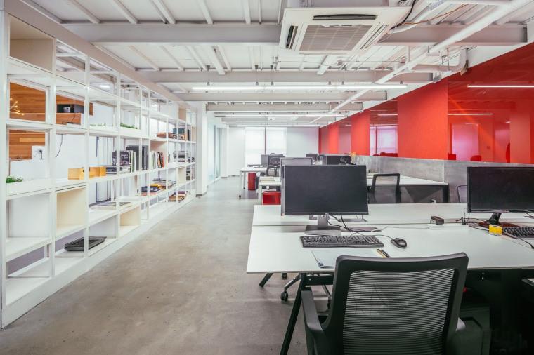 苏州柒设计中心新办公室
