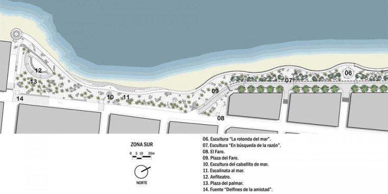 墨西哥巴亚尔塔港海滨景观设计_23