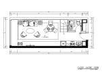 [山东]时尚LOFT住宅公寓样板房设计施工图