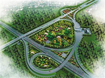 [郑州]互通式立交桥创优规划实施细则(67页)