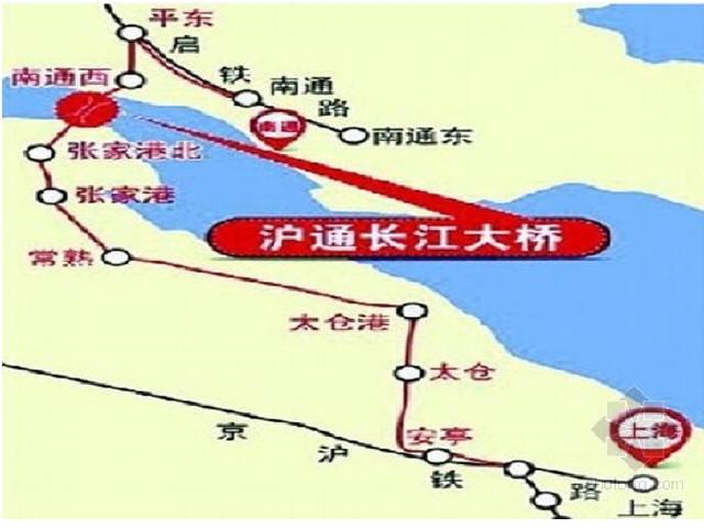 """世界第一航道沪通长江大桥合龙,合龙偏差仅""""2毫米"""""""