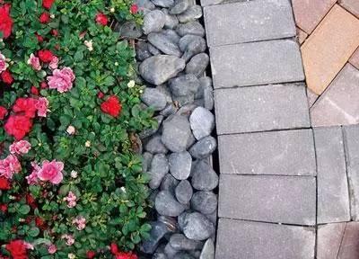 园林景观设计的地面铺装材料