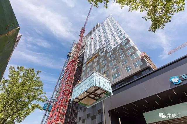 在纽约,有一幢比特朗普大厦还牛逼的公寓楼,90%工厂制造……_22