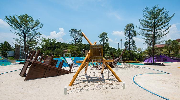 佛山知名地产云东海洛嘉儿童乐园