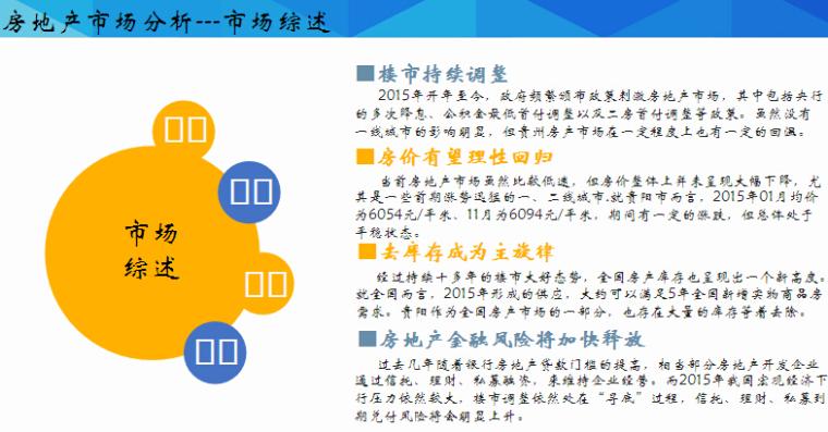 [贵阳]房地产综合体项目投资分析报告(图文并茂)