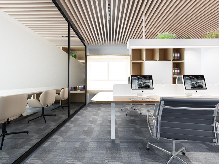 办公室设计方案_4