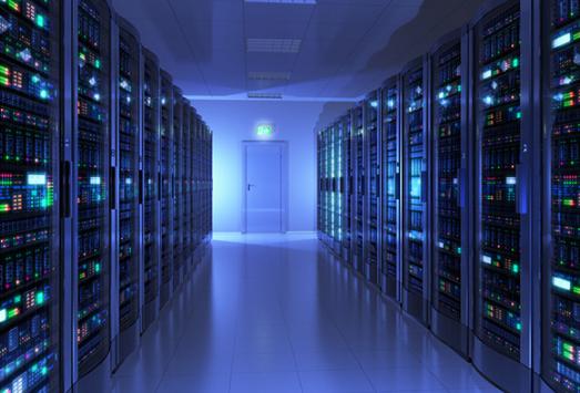 UPS平面布置图资料下载-大型数据中心机房规划方案