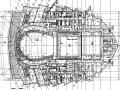 温州大剧院水暖电建筑结构全套施工图(含生活水泵房详图,消防泵房详图)