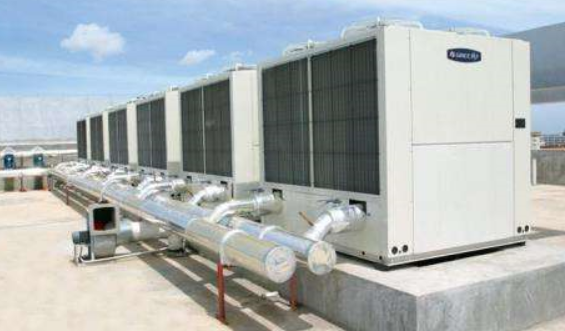 商用中央空调清洁的必要性