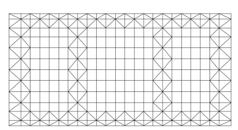 波浪型网架屋盖的结构设计论文
