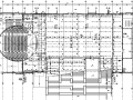 [中国]石油科技中心给排水系统工程施工图设计(CAD)