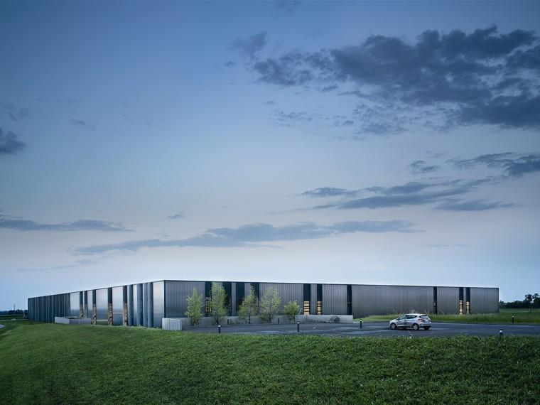 意大利Pratic公司总部扩建