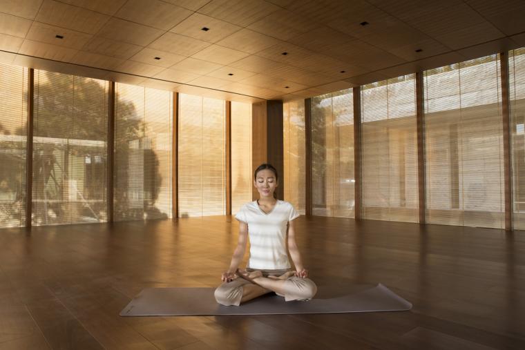 spa瑜伽庭