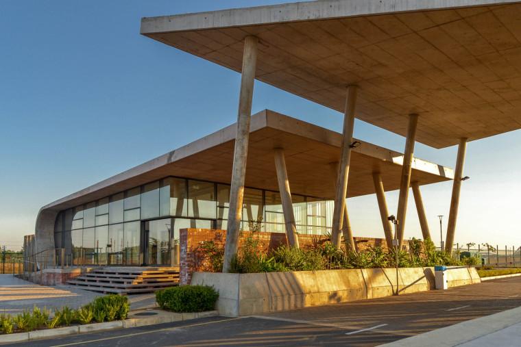 南非RBIDZ工业开发区入口