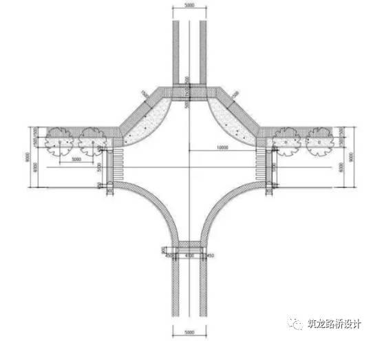 万科住宅内的道路设计,标准和施工做法,都是经验呀!!_21