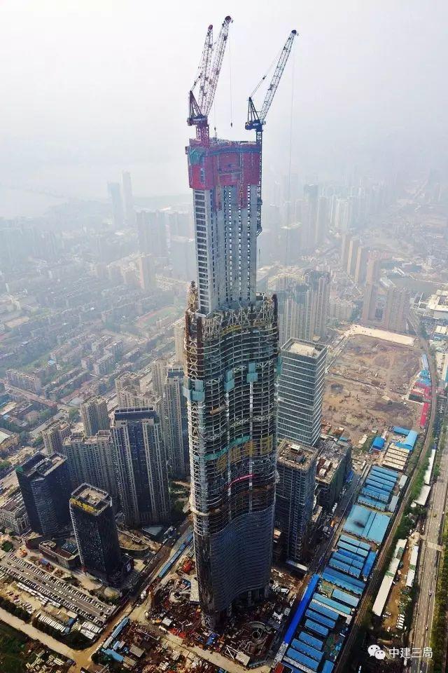 """揭秘中国在建一高楼机电安装十大""""黑科技"""",长见识了!"""