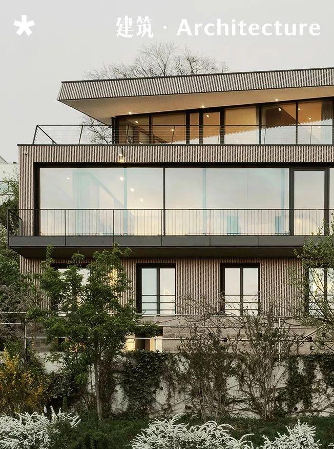 从砖房到包豪斯建筑,7个德国现代住宅设计案例
