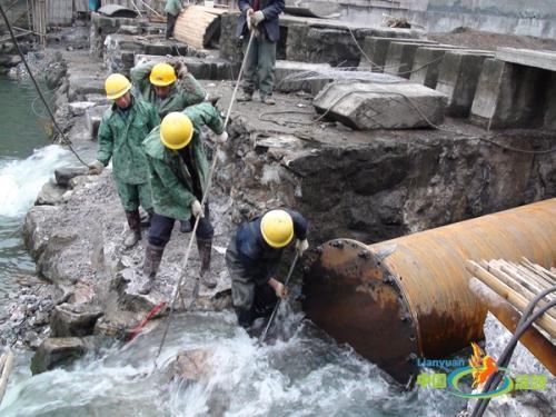 [上海]安亭中心镇污水处理工程施工组织设计