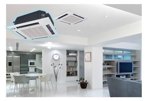 VRV中央空调毕业设计资料下载-中央空调新风系统毕业设计