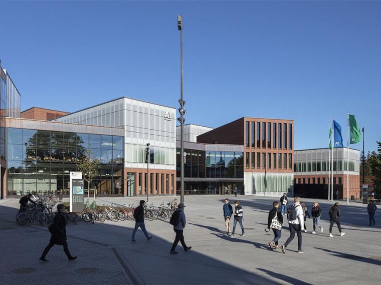 芬兰阿尔托大学Väre大楼