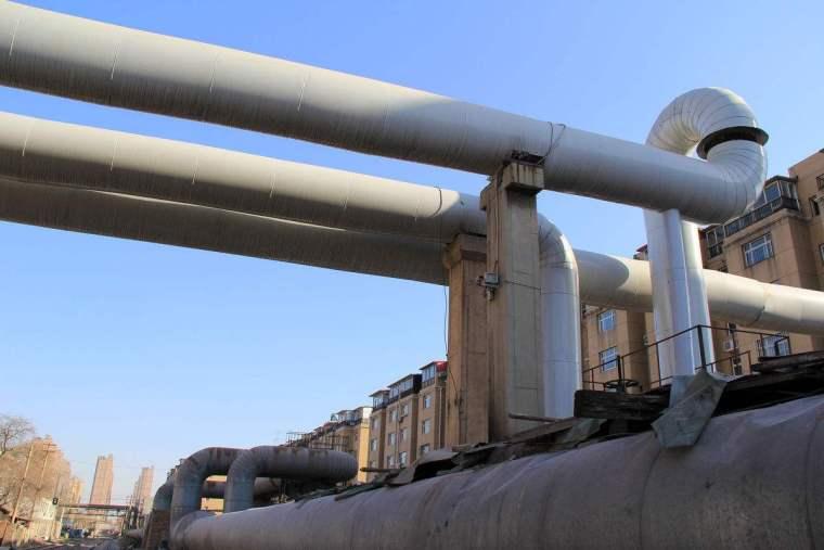 利用水压图降低集中供热工程造价节能实例分析