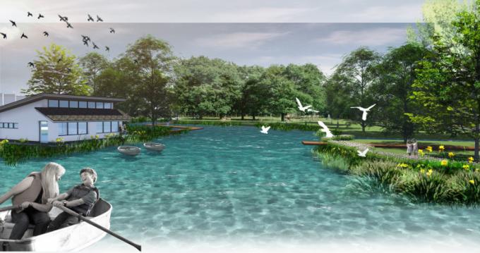 [湖北]滨水山林农庄科技创新园区田园综合体景观设计方案(2017最新)_3