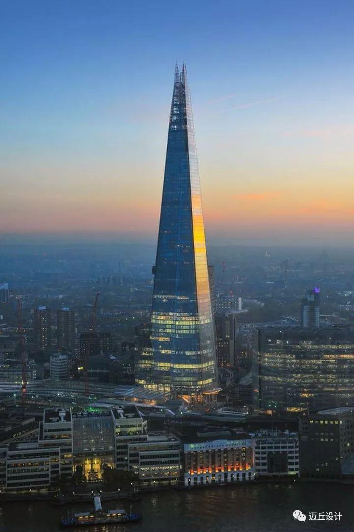 伦敦地标大师建筑