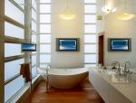 现代浴室3D模型下载