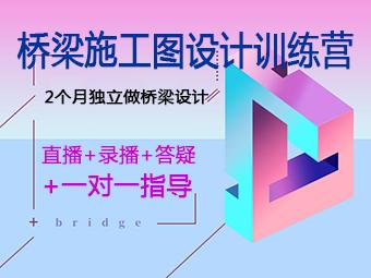 2个月,独立做桥梁设计